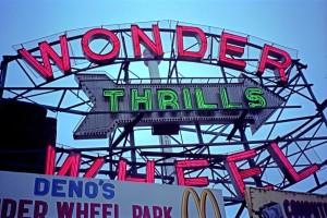 Coney Island in 1998.photo by Sheila Martin