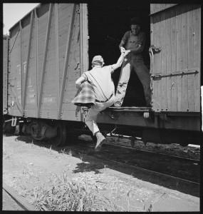 Photo: Rondal Partridge, 1940