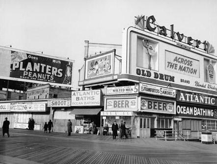 Boardwalk, 1940s